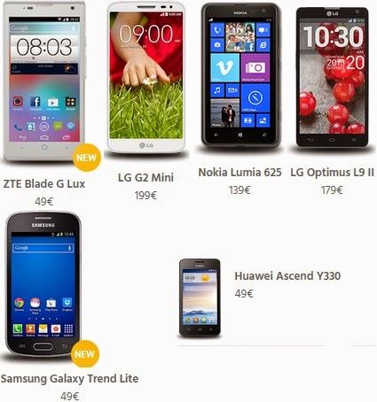 Comprare a rate da Fastweb Smartphone: l'offerta MobileFuel