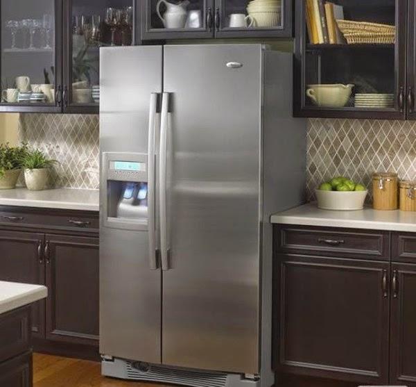 Nơi để tủ lạnh hợp phong thủy
