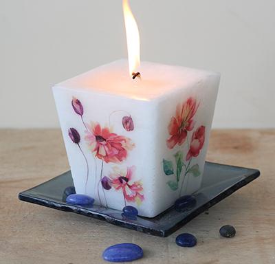 Cara Mudah Membuat Lilin Hias Multisaranacetak