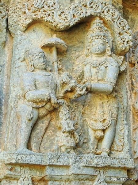 vamana Kedareswara temple Halebeedu
