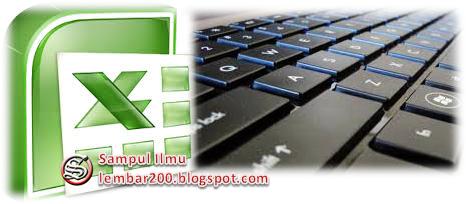 Fungsi Tombol Penggerak Pointer Di Excel