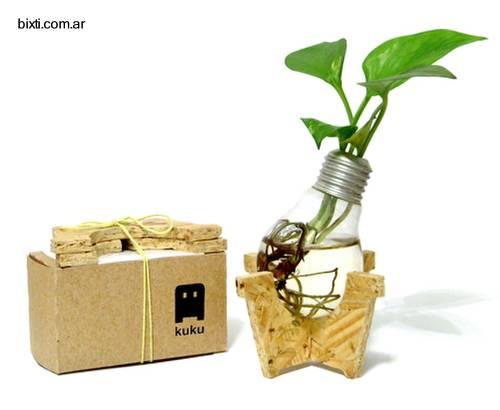 Objeto pequeño decorativo ecológico