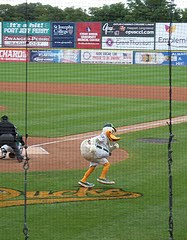 The Ducks baseball ground, Long Island by Sue Elias via Flickr and a Creative Commons license