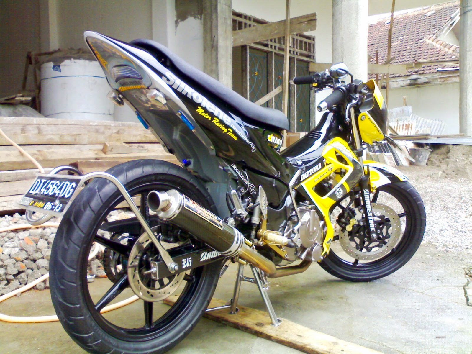 modifikasi satria fu simple image gallery - hcpr