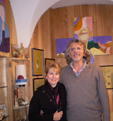 Sharon Sproles e Raffaele Ariante in Assisi