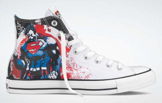 Converse Chuck Taylor Cartoon Shoes Design