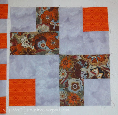 Heather Spence Mystery Quilt, Clue #4 complete