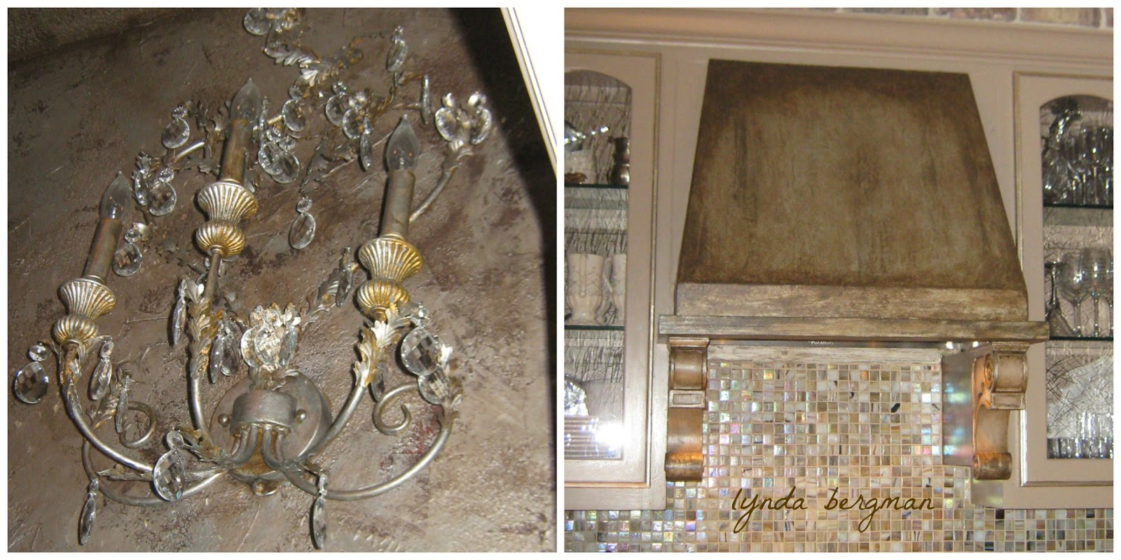 Lynda Bergman Decorative Artisan Painting Special Faux Finishes For Aguie