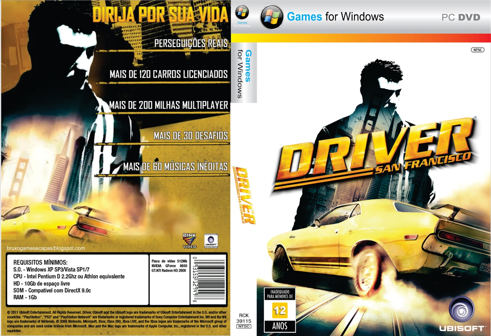 crack for driver san francisco pc