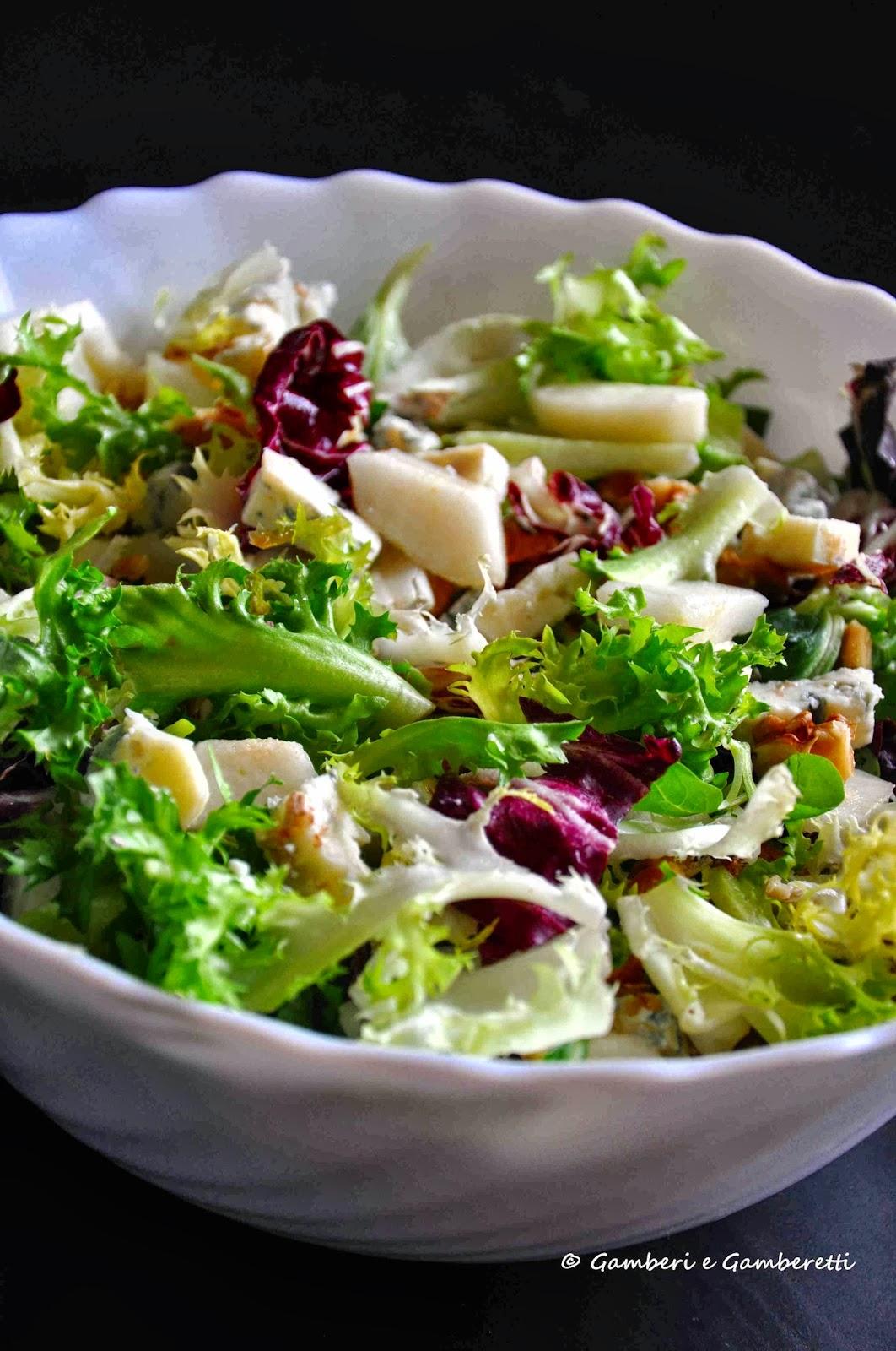 Saláták, olasz gasztronómia