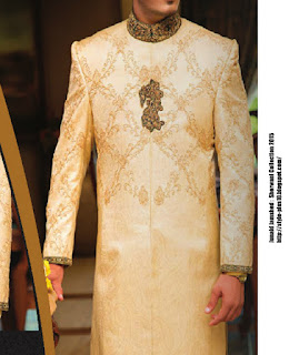 jjsw-436-light-gold-sherwani-collection-2015-by-junaid-jamshed
