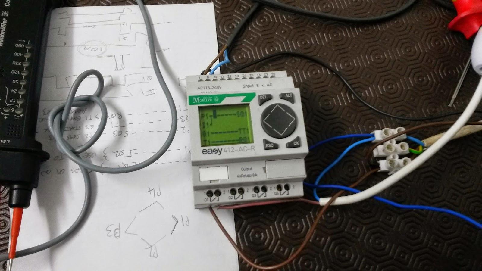 Paul U0026 39 S Geek Dad Blog  Watering System Using Moeller  U0026quot Easy U0026quot  Programmable Relay