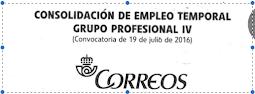 20170202-SSP-INFORMA:CONSOLIDACIÓN DE EMPLEO CORREOS 2015_ 27/11/2016._02.02.2017.