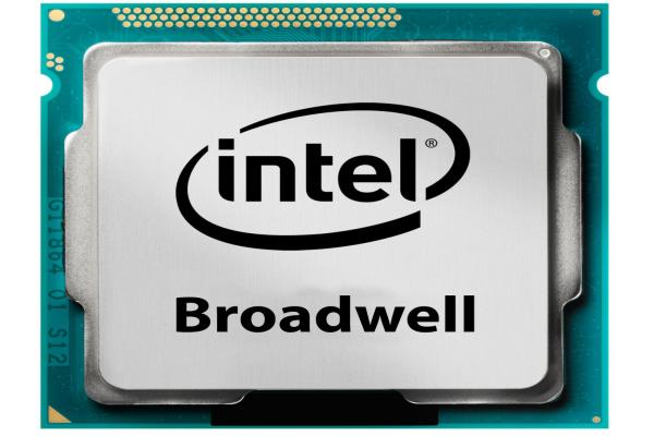 Broadwell Intel processors (faster processors)