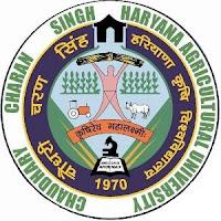 Chaudhary Charan Singh Haryana Agricultural University, CCS HAU, Haryana, 10th, Clerk, Stenographer, Typist, freejobalert, Latest Jobs, Hot Jobs, ccs hau logo