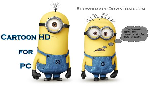 cartoon hd apk for pc