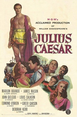 Torrent Filme Júlio César - Legendado 1953  720p Bluray HD completo