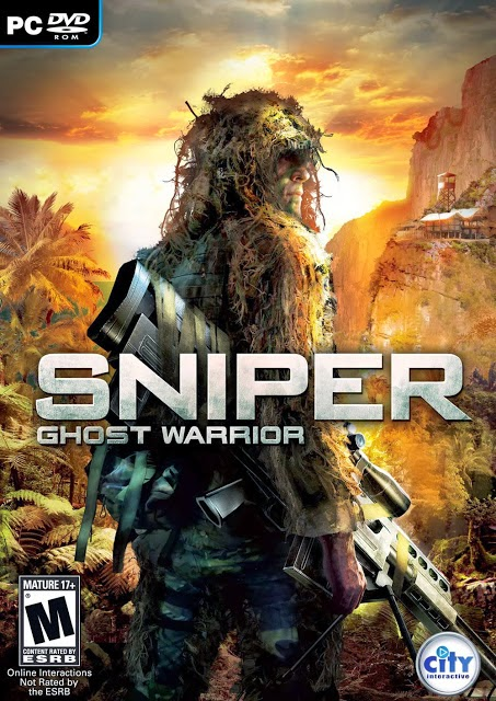 Free Download PC Games : Sniper Ghost Warrior 1