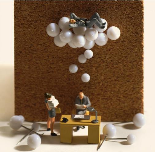 Dreaming Tatsuya Tanaka Miniature Calendar