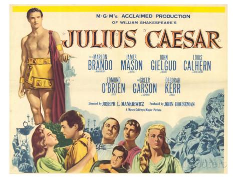 """""""Julius Caesar""""  (1953)"""