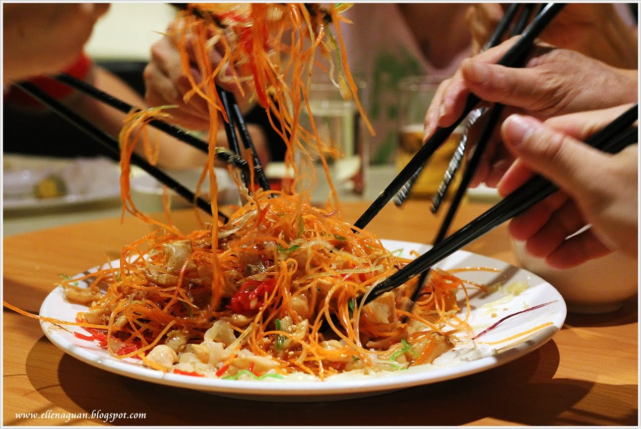 Cuisine paradise singapore food blog recipes reviews and travel what we eat during chinese new year forumfinder Image collections