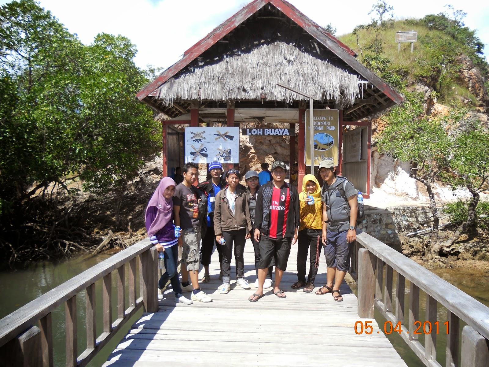 Kami rombongan traveler dari Malang, Jawa Timur