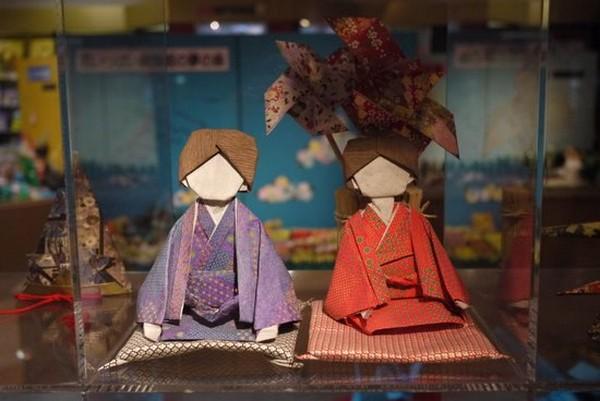 contoh origami sederhana
