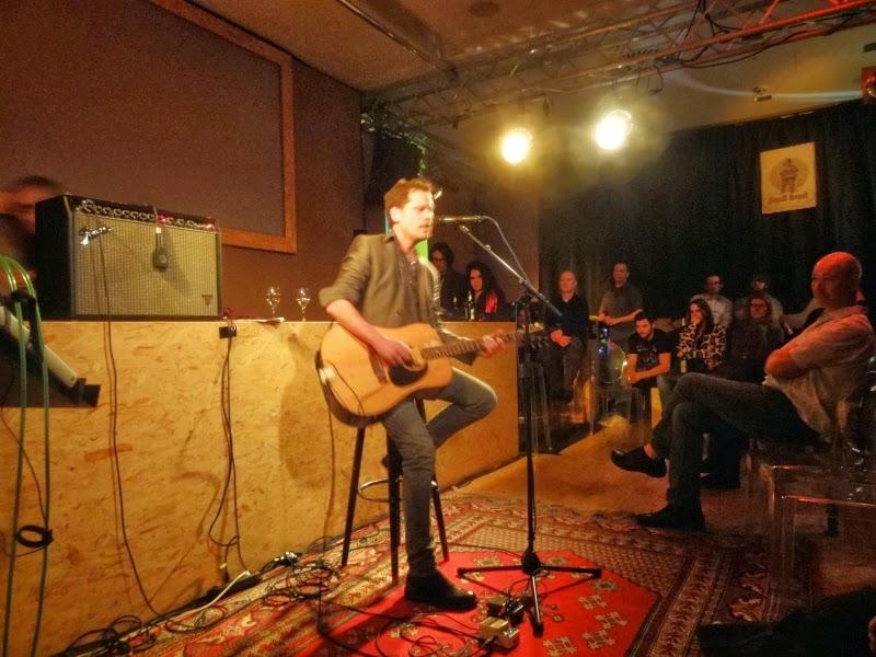31.01.2014 Dortmund - Schauspielhaus: Scott McCloud
