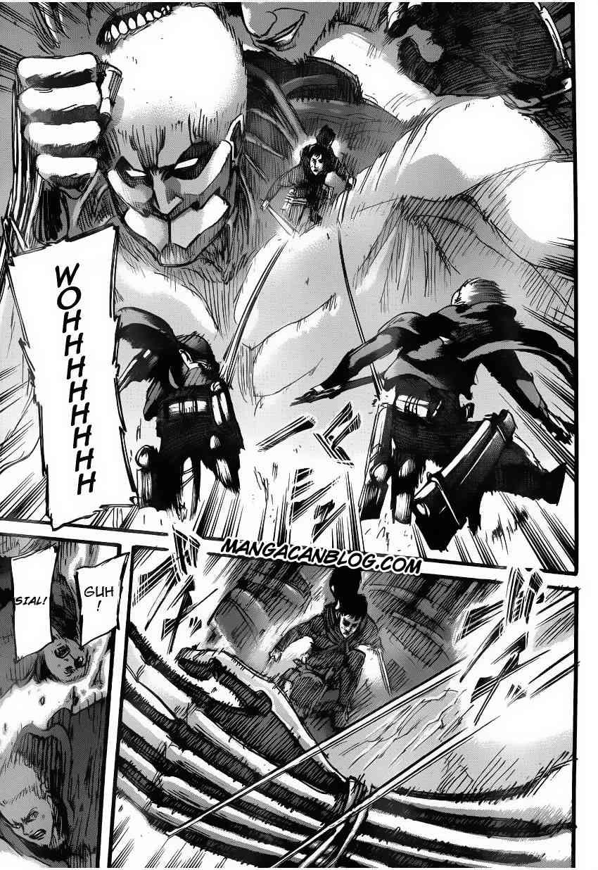Komik shingeki no kyojin 049 - beban 50 Indonesia shingeki no kyojin 049 - beban Terbaru 27|Baca Manga Komik Indonesia|Mangacan