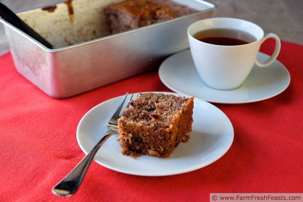 Cranberry Apple Pecan Chocolate Chip Bread | Farm Fresh Feasts