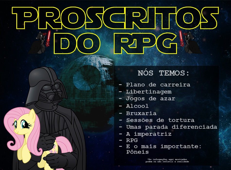 PROSCRITOS DO RPG
