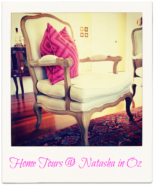 Home Tour, Natasha in Oz, hotel decorating, UK, London