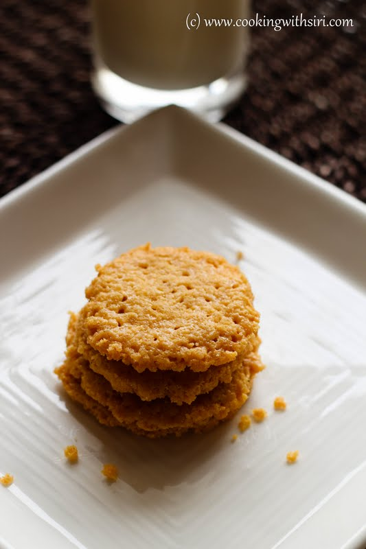... With Siri   Recipes, Reviews and Reflections.: Cornmeal Orange Cookies