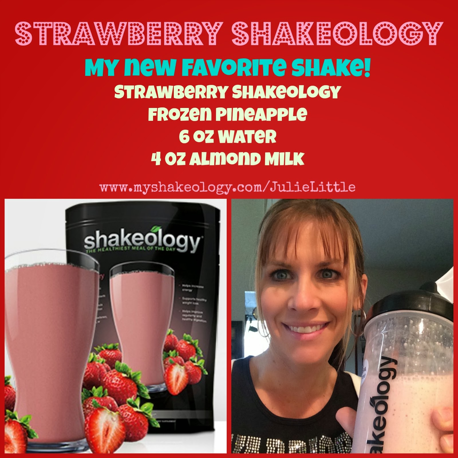 Strawberry Shakeology