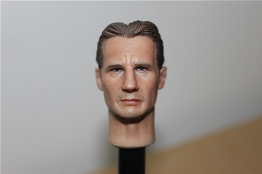 Headplay 1/6 Liam Neeson Figure sculpt.