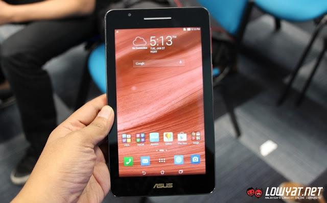 Harga Asus Fonepad 7 FE171CG, Tablet Android KitKat