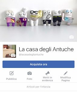 Il profilo Facebook