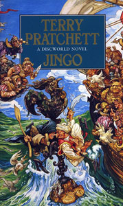 Jingo by Terry Pratchett