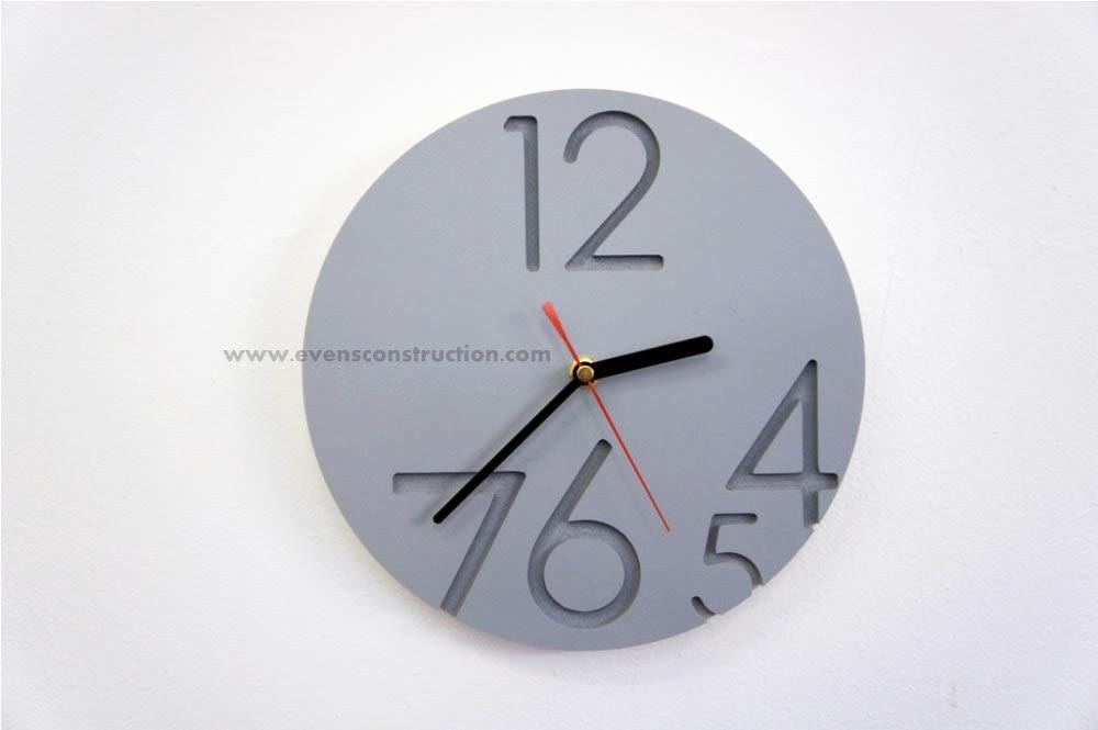 Evens Construction Pvt Ltd Modern Wall Clocks