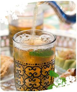 té verde marroqui