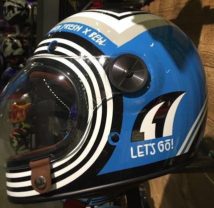 Bell Bullitt Barn Fresh Motorcycle Helmet