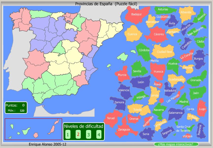 Worksheet. CANAL EDUCATIVO NICOEDUCA MAPAS INTERACTIVOS