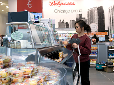 Walgreens fresh food appeals to time starved consumers, busy moms, wh are fast becoming omni-channel consumers