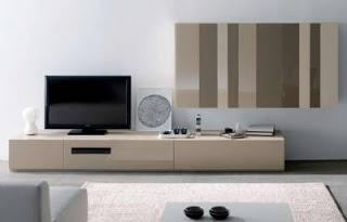 Fotografias de muebles de salon modernos - Muebles bajos para salon ...