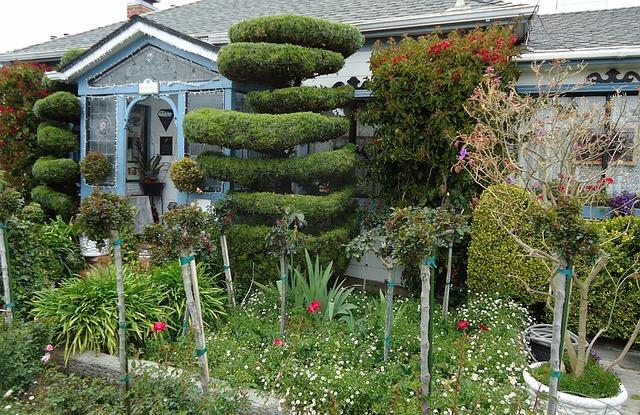 Dise o de jardines peque os jardinosfera for Tipos de jardines pequenos