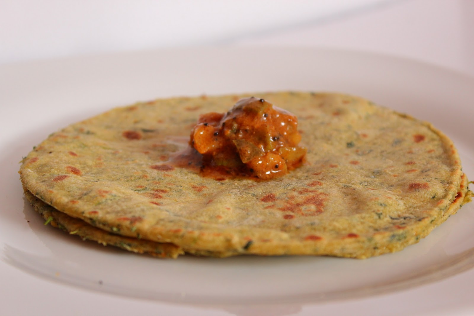 frozen deep chapati thick how to cook