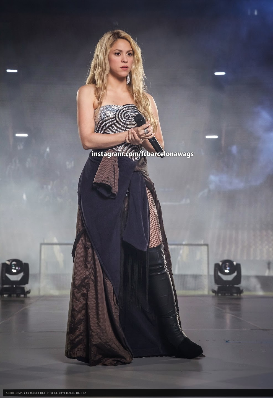 milan e shakira 2014 dresses - photo#11