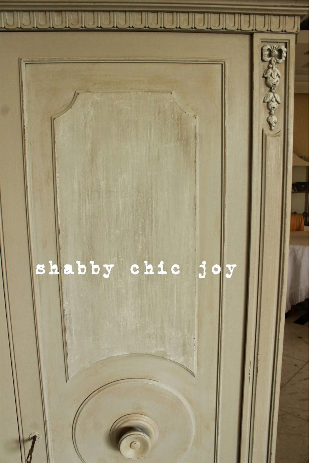 Shabby Chic Joy: L'armadio per l'ingresso: dal mercatino dell ...