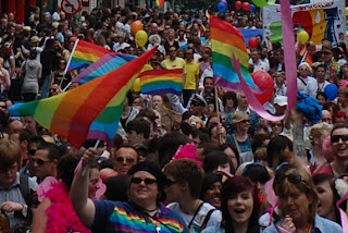 Attitudes have changed - Thousands turn out for Dublin Pride