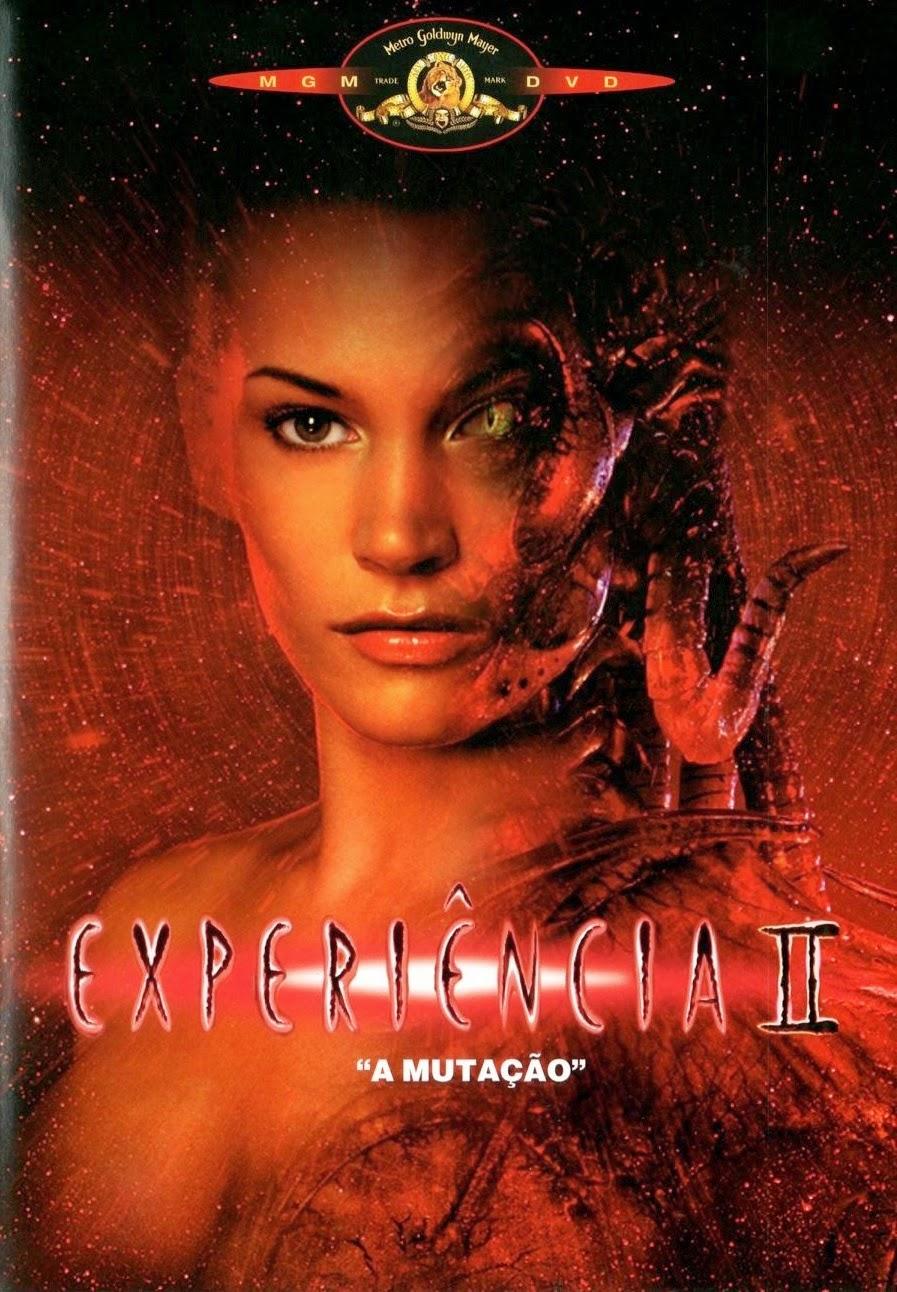 A Experiência 2: A Mutação – Dublado (1998)